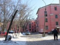 Люберцы, улица Вуги пос., дом 10. многоквартирный дом