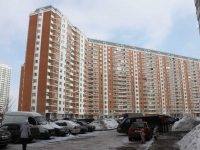 neighbour house: avenue. Gagarin, house 24 к.2. Apartment house