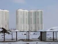 neighbour house: avenue. Gagarin, house 26 к.7. Apartment house
