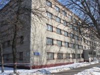 neighbour house: st. Mira, house 7. hostel Московского государственного гуманитарного университета им. М.А. Шолохова