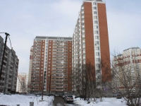 Lyubertsy, Pobedy avenue, house 10. Apartment house