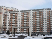 neighbour house: avenue. Pobedy, house 11 к.2. Apartment house