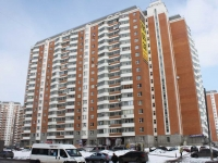Lyubertsy, Pobedy avenue, house 13. Apartment house
