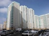 Lyubertsy, st Nazarovskaya, house 2. Apartment house