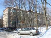 Lyubertsy, Kosmonavtov st, house 11. Apartment house