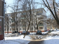 Lyubertsy, Kosmonavtov st, house 21. Apartment house