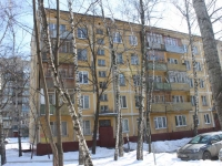 Lyubertsy, Kosmonavtov st, house 26. Apartment house