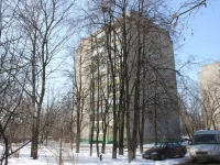 Lyubertsy, Kosmonavtov st, house 27. Apartment house