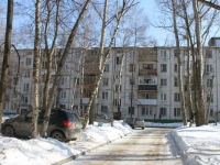 Lyubertsy, Kosmonavtov st, house 24. Apartment house