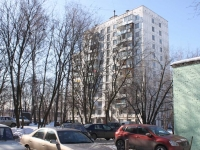 Lyubertsy, Kosmonavtov st, house 38. Apartment house
