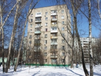 Lyubertsy, Kosmonavtov st, house 42. Apartment house