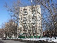 Lyubertsy, st Yuzhnaya, house 15. Apartment house