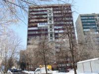 Lyubertsy, st Yuzhnaya, house 16. Apartment house