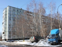 Lyubertsy, Yuzhnaya st, house 26. Apartment house