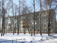 Lyubertsy, Molodezhnaya st, house 14. Apartment house