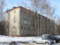 neighbour house: st. Khlebozavodskaya, house 4. Apartment house