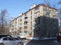 neighbour house: st. Khlebozavodskaya, house 6. Apartment house