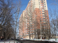 neighbour house: Ln. Khlebozavodsky, house 1. Apartment house