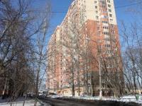 Люберцы, проезд Хлебозаводской, дом 1. многоквартирный дом
