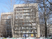 Люберцы, проезд Хлебозаводской, дом 3 к.1. многоквартирный дом