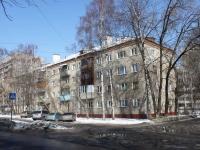Люберцы, проезд Хлебозаводской, дом 5. многоквартирный дом