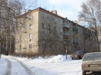 Люберцы, проезд Хлебозаводской, дом 6Б. многоквартирный дом