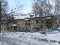 Lyubertsy, Khlebozavodsky Ln, house 7А. Apartment house