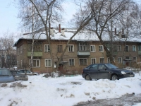Lyubertsy, Khlebozavodsky Ln, house 8. Apartment house