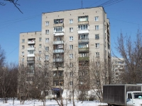 Lyubertsy, Khlebozavodsky Ln, house 9. Apartment house