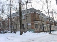 Люберцы, проезд Хлебозаводской, дом 10. многоквартирный дом