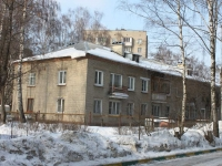 Lyubertsy, Khlebozavodsky Ln, house 11. Apartment house
