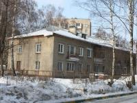 Люберцы, проезд Хлебозаводской, дом 11. многоквартирный дом