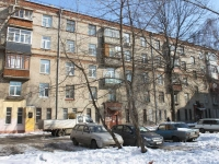 neighbour house: st. Khlebozavodskoy tupik, house 3. Apartment house