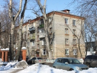 neighbour house: st. Khlebozavodskoy tupik, house 5. Apartment house