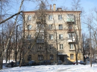 neighbour house: st. Khlebozavodskoy tupik, house 9. hostel ГосНИИ горного сырья
