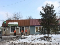 neighbour house: st. Elektrifikatsii, house 1Б. multi-purpose building