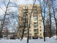 neighbour house: st. Elektrifikatsii, house 6. Apartment house