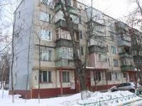 Люберцы, улица Электрификации, дом 15. многоквартирный дом