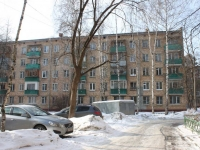 neighbour house: st. Elektrifikatsii, house 18. Apartment house