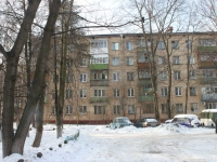 Lyubertsy, Elektrifikatsii st, house 19. Apartment house
