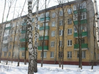 neighbour house: st. Elektrifikatsii, house 21. Apartment house