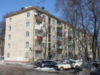 Lyubertsy, Elektrifikatsii st, house 33. Apartment house