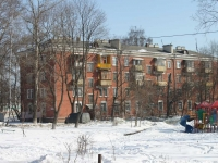 neighbour house: st. Elektrifikatsii, house 42. Apartment house