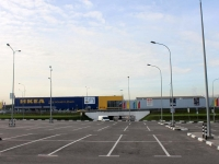 neighbour house: Ln. 1st Pokrovsky, house 4. shopping center