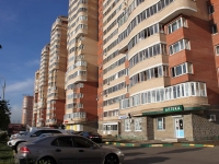 neighbour house: Ln. 2nd Pokrovsky, house 12. Apartment house