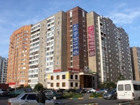 neighbour house: district. Belaya dacha, house 17. Apartment house