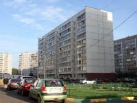 neighbour house: district. Belaya dacha, house 18. Apartment house