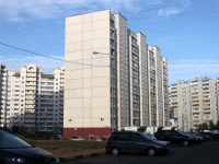 neighbour house: district. Belaya dacha, house 20. Apartment house