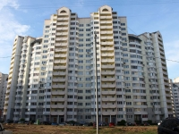 neighbour house: district. Belaya dacha, house 21. Apartment house