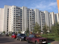 neighbour house: district. Belaya dacha, house 22. Apartment house
